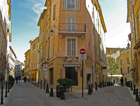 Weather in Aix-en-Provence, France