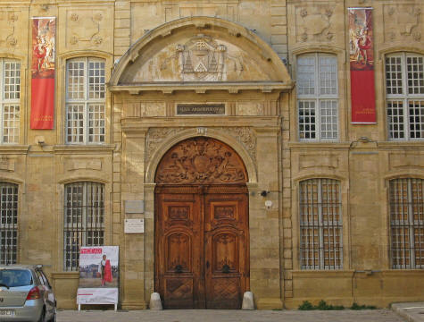 decorative arts museum in aix musee de tapisseries