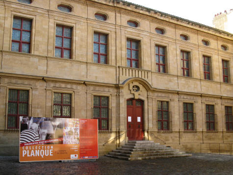 Granet museum in aix en provence musee granet - Musee caumont aix en provence ...